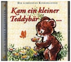 CD Teddybär