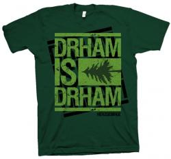 Nicki Drham Flaschengrün